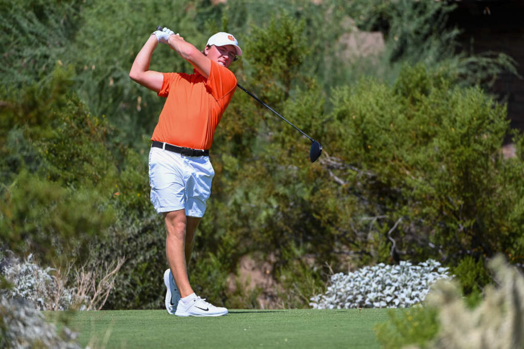 Clemson One of 10 Top 20 Teams at Colonial Collegiate