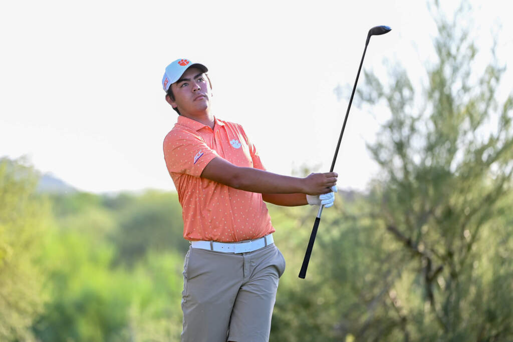 Tigers Travel to Golf Club of Georgia This Weekend