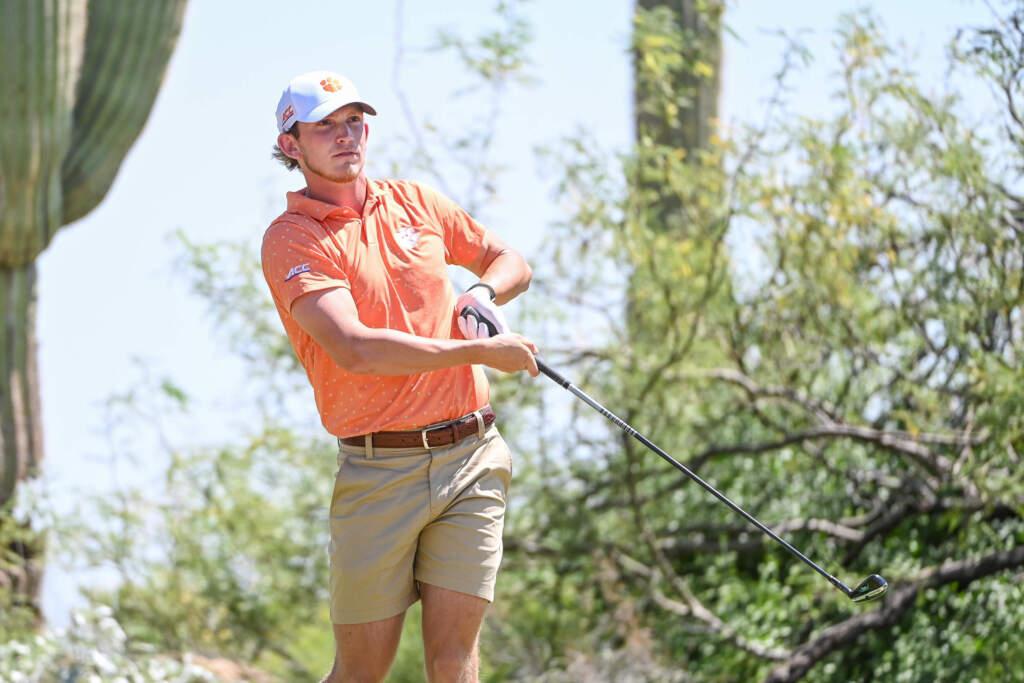 Bridgeman Leads Tigers at Colonial Collegiate Invitational